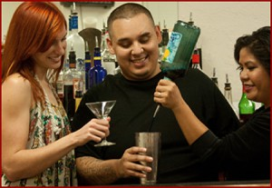 Mixology bartender training Program