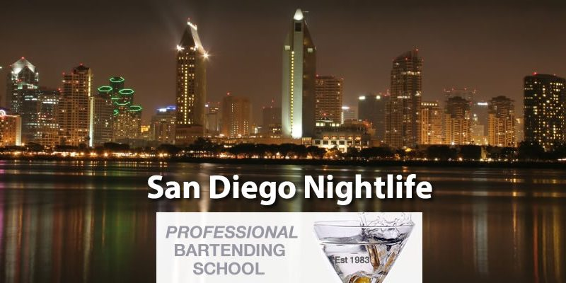 bartenders in san diego nightlife
